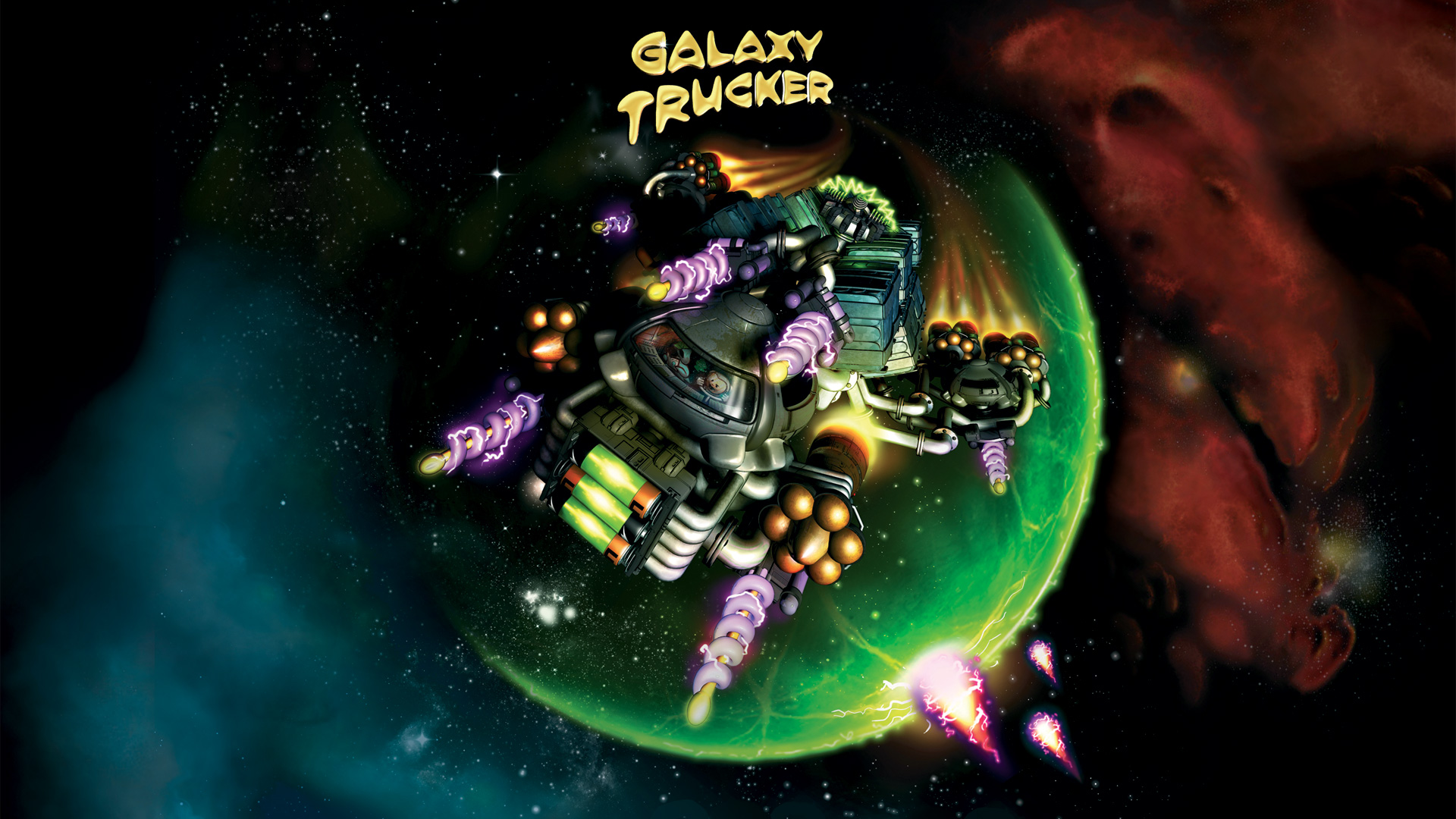 Galaxy Trucker Digital